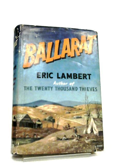 Ballarat By Eric Lambert