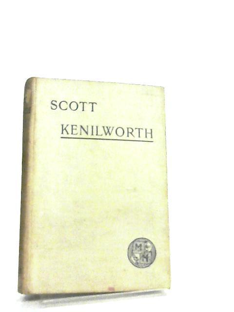 Scott's Kenilworth by Sir Walter Scott