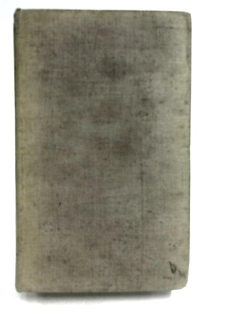 The Cabinet Cyclopaedia England Volume II by J. Mackintosh