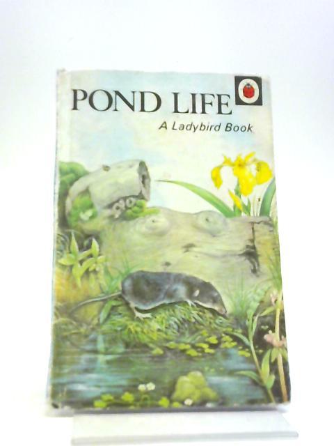 Pond Life (National) by Scott, Nancy