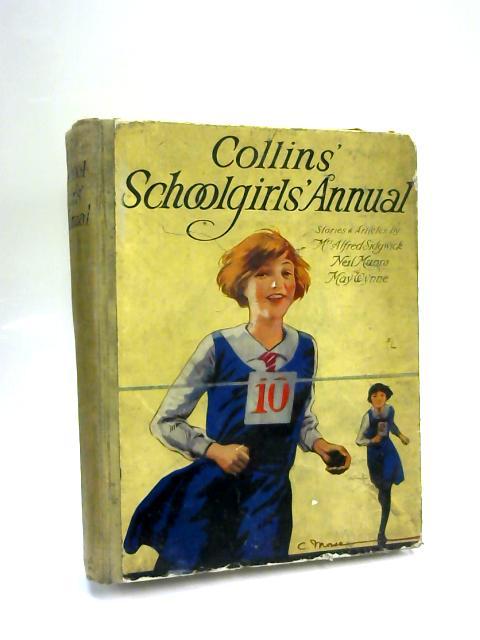 Collins Schoolgirl Annual by Neil Munro