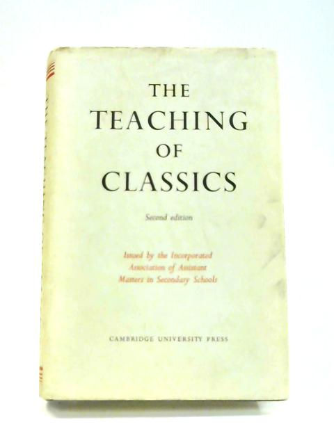The Teaching of Classics by Anon