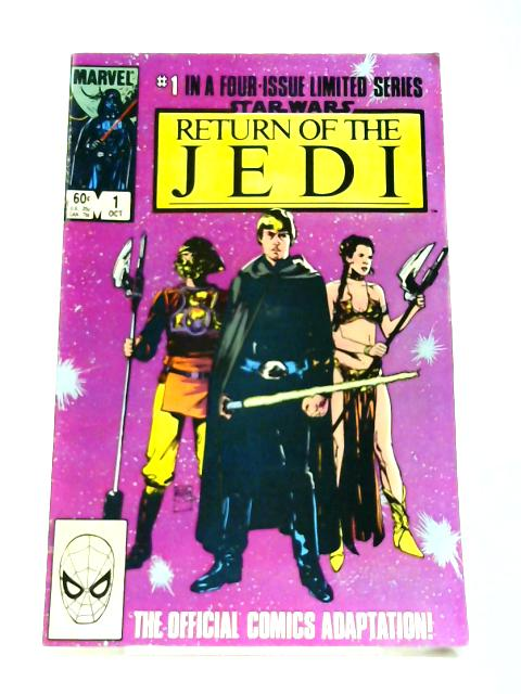 Star Wars Return of the Jedi: No. 1 in a four-issue limited series by Archie Goodwin
