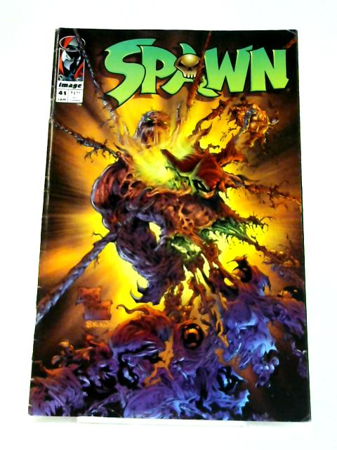 Spawn: No. 41 by Todd McFarlane