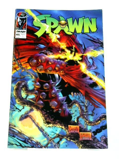 Spawn: No. 45 Warriors By Todd McFarlane