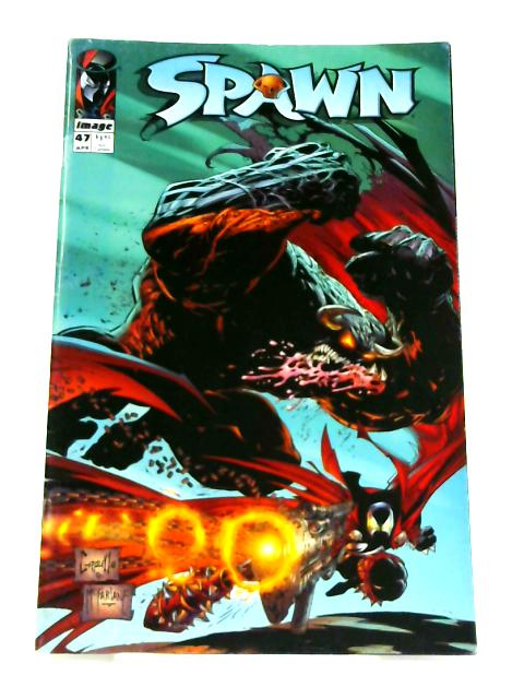 Spawn: No. 47 Twisted By Todd McFarlane