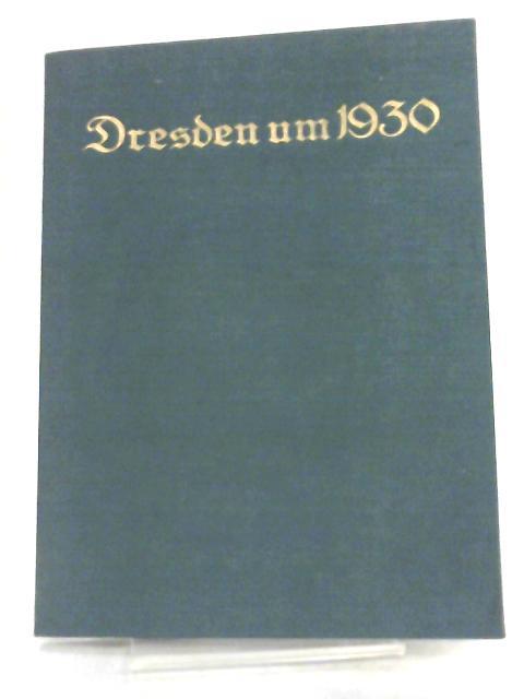 Dresden um 1930 - Fotomappe by Dresden