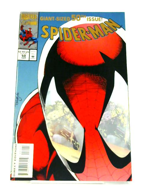 Spider-Man: Vol 1 No. 50 By Howard Mackie