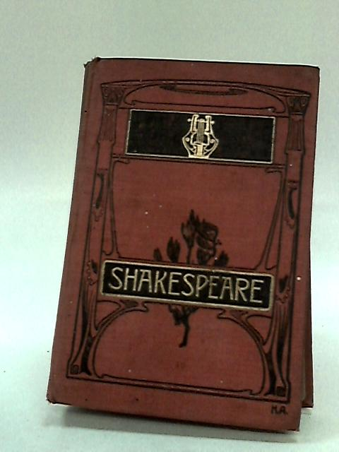 Shakespeares Samtliche Dramatische Werke by Unknown