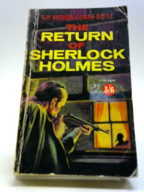 The Return of Sherlock Holmes. by Doyle, Sir Arthur Conan.