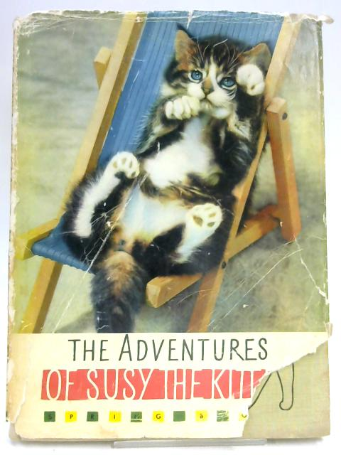 The Adventures of Susy the Kitten by Lotte Elsnerova