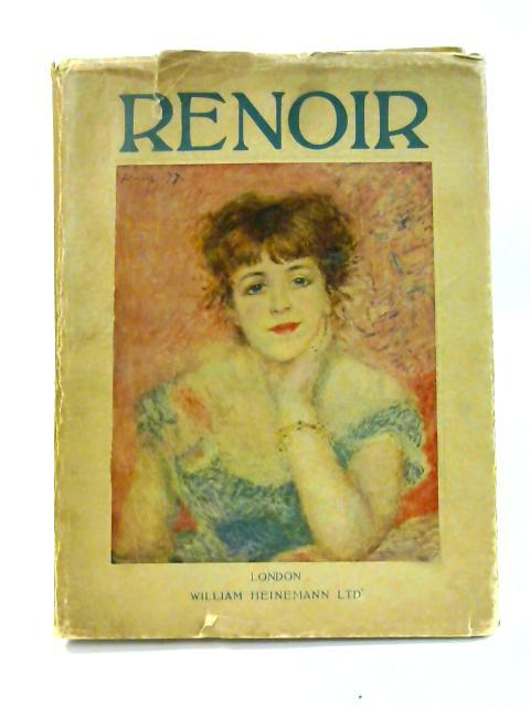 Renoir by Michel Florisoone
