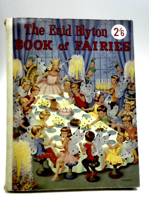 Book of Fairies by Blyton, Enid