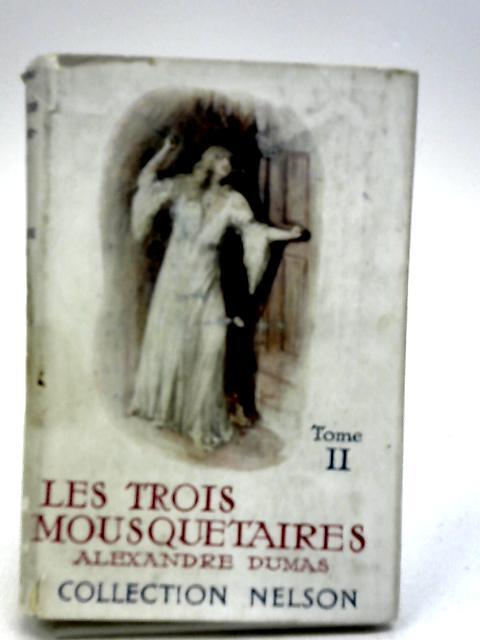 les trois mousquetaires tome by Anon