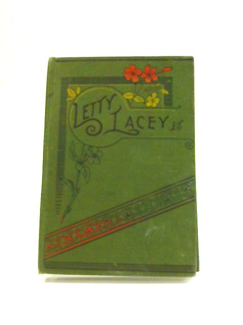 Letty Lacey by Mrs Fielding