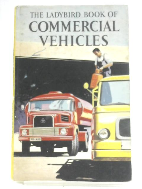 Commercial Vehicles By David Carey