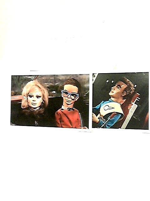 95 Thunderbirds Post Cards by Entertainment Group Ltd