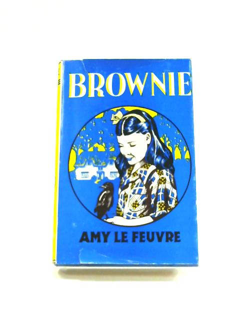 Brownie by Amy Le Feuvre