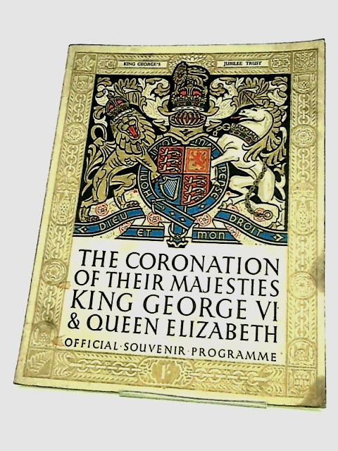 The Coronation of their Majesties King George VI and Queen Elizabeth by Oldham Press Ltd