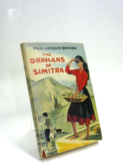 The Orphans of Simitra by Paul Jacques Bonzon