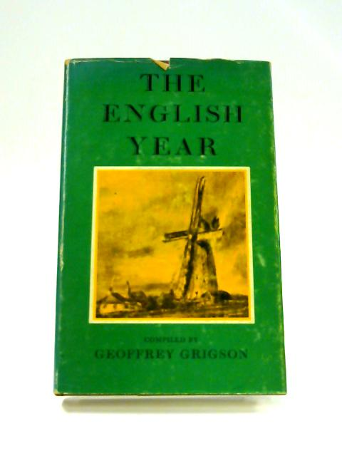 The English Year From Diaries and Letters by Various