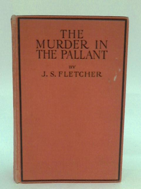 Murder in Pallant by Fletcher