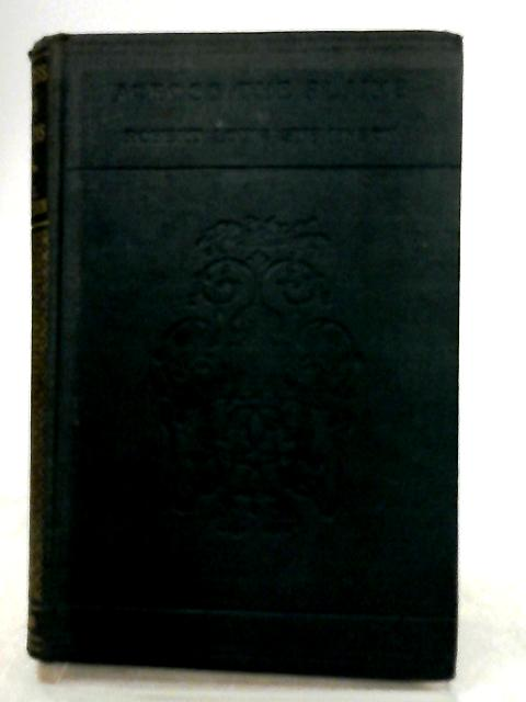 Across the Plains: With Other Memories and Essays by Robert Louis Stevenson