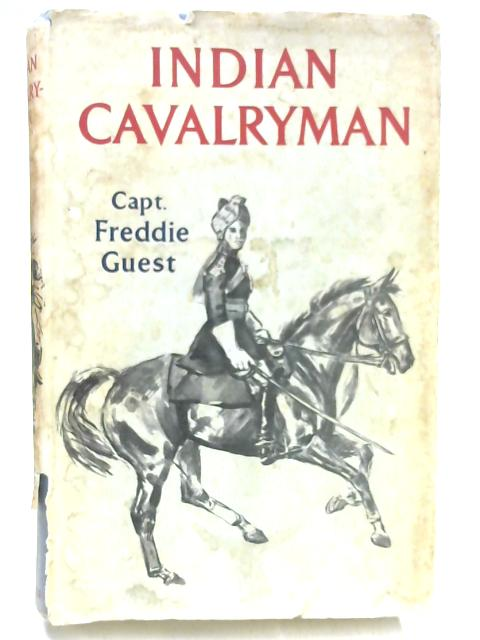 Indian Cavalryman by Freddie Guest