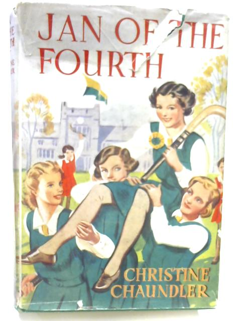Jan of the Fourth by Christine Chaundler