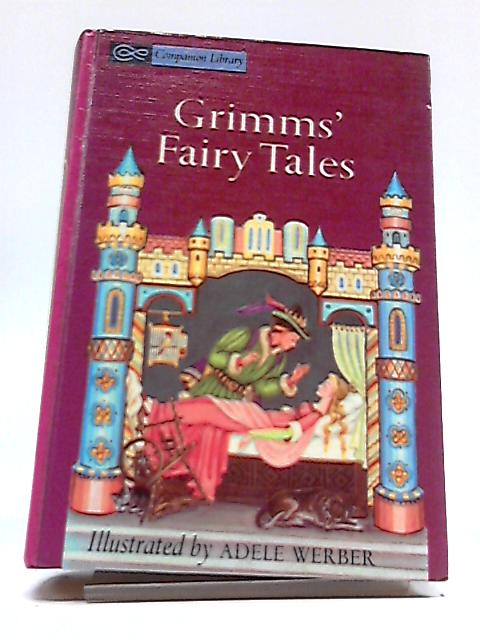 Andersen's Fairy Tales Grimms' Fairy Tales (Companion Library) by Various