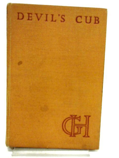Devil's Cub by Heyer, Georgette