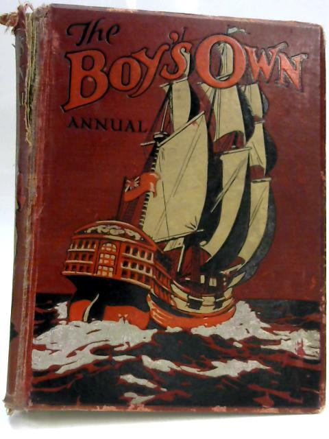 The Boy's Own Annual Volume 51 1928-1929 by Geoffrey R. Pocklington