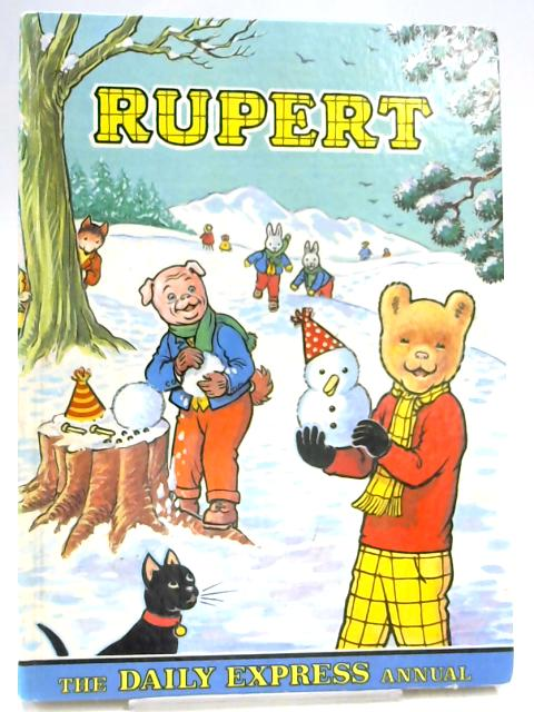 Rupert Annual by The Daily Express
