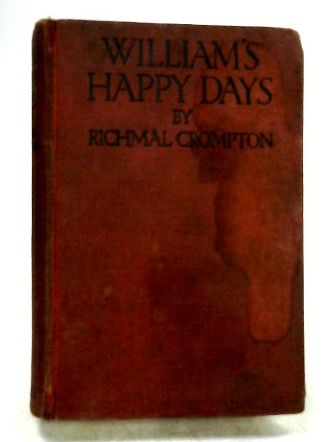Williams Happy Days by Anon