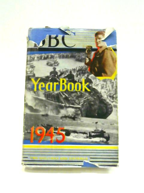 BBC Yearbook 1945 by BBC