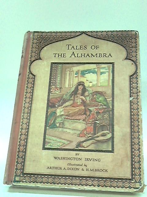 Tales Of The Alhambra by Washinton Irving by Washinton Irving