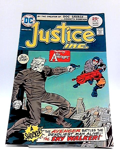 Justice Inc. Vol. 1 No. 2 by Kenneth Robeson