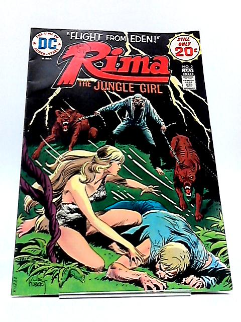 Rima The Jungle Girl Vol. 1 No. 2 by Carmine Infantino