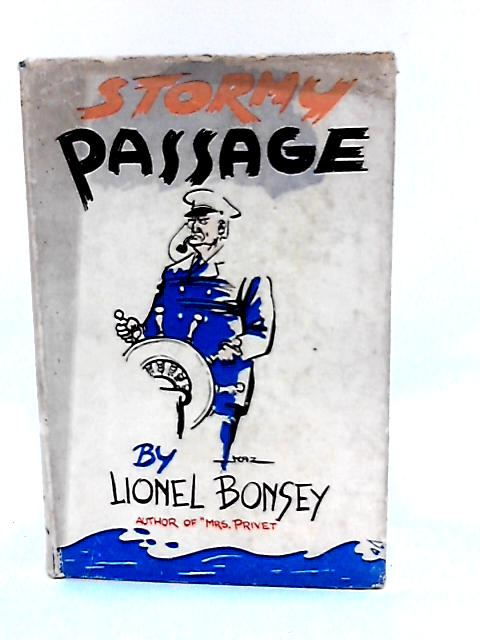 Stormy Passage by Bonsey, Lionel