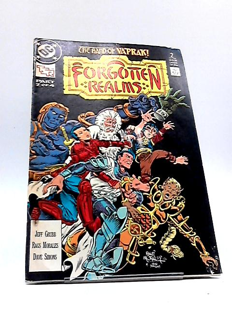Forgotten Realms # 2 by Jeff Grub