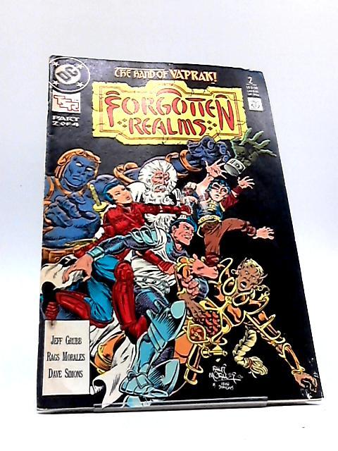 Forgotten Realms # 2 by Jeff Grub