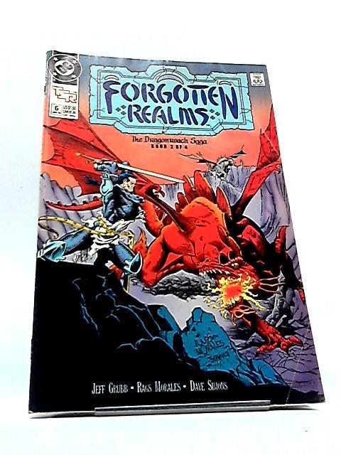 Dc comic forgotten realms-the dragonreach saga no 6 by Various