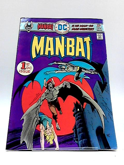 Man Bat Vol. 1 No. 1 by Gerry Conway