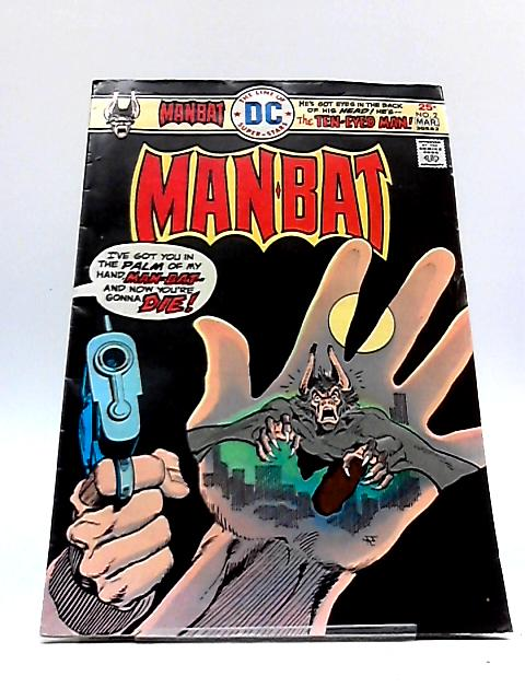 Man Bat Vol. 2 No. 2 by Martin Pasko