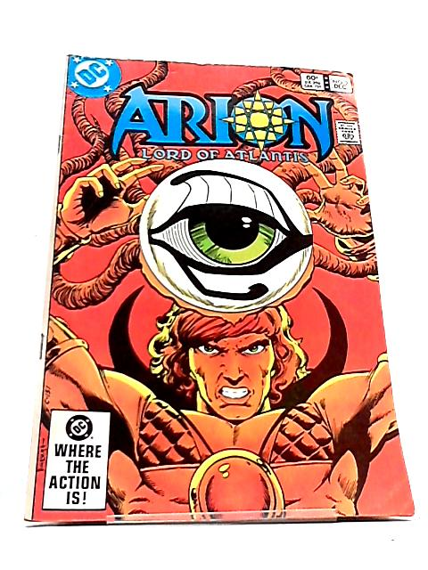 Arion: Lord of Atlantis (Vol 1) # 2 (Ref1274197800) by DC Comics