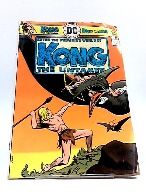 Kong the Untamed Vol. 2 No. 5 by Gerry Conway
