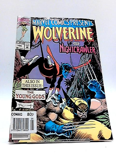 Marvel Comics Presents Wolverine and Nightcrawler- Ghost Rider and Dr Strange by Howard Mackie-Scott Lobdell
