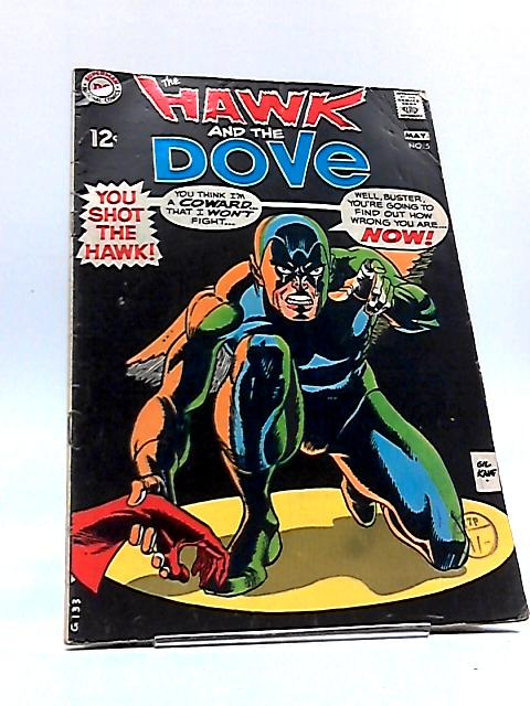 The Hawk and the Dove no. 5 by DC Comics