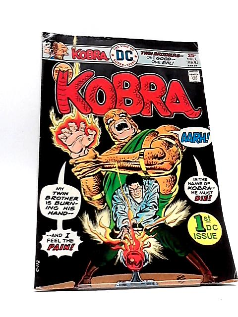 Kobra #1 by Martin Pasko