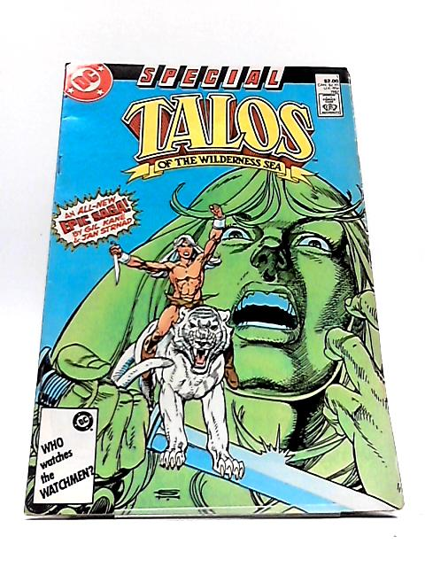 Talos of the Wilderness Sea #1 by Gil Kane